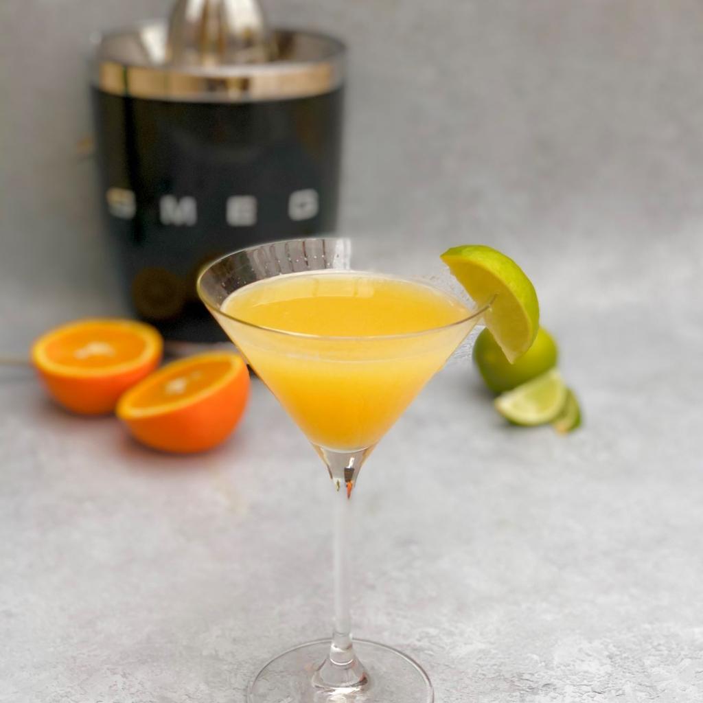 Orange and Elderflower Spritz