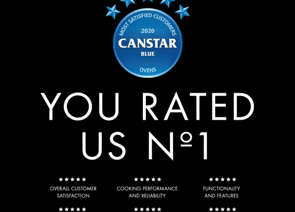 YOU RATED US NO.1