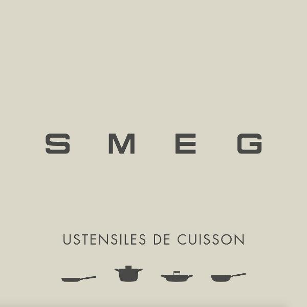 Catalogue Ustensiles de cuisson Smeg