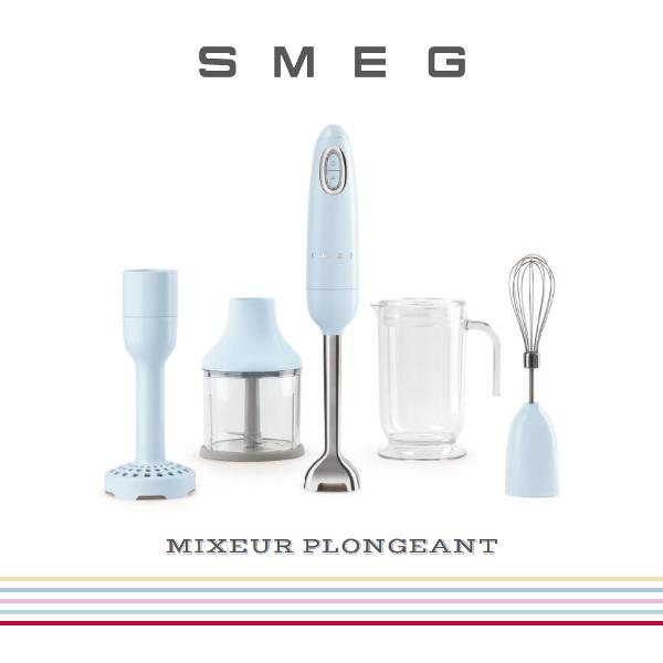 Catalogue Recettes Mixeur plongeant