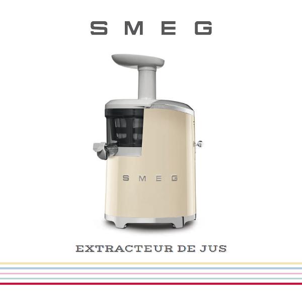 Catalogue Recettes Extracteur de jus