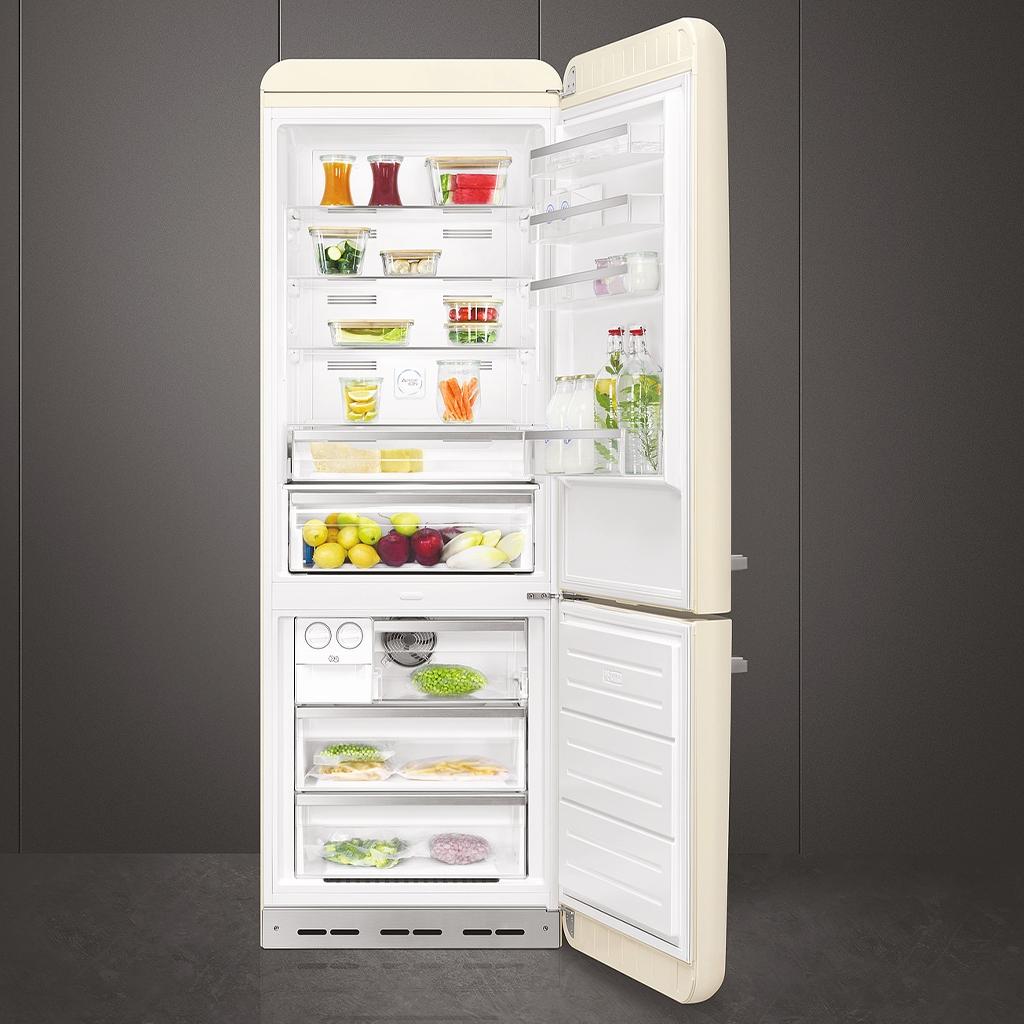 réfrigérateur smeg années 50