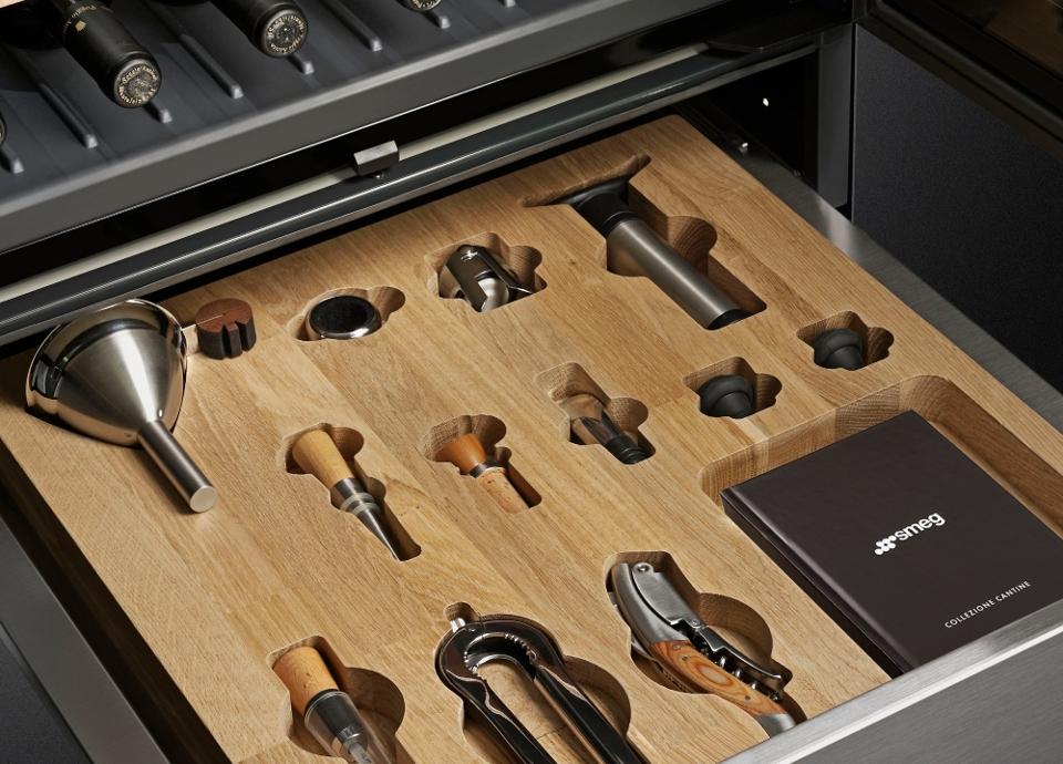 Sommelier Drawer