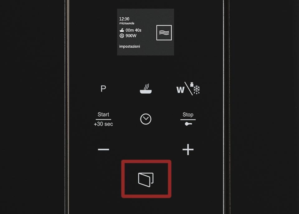 Nouveau système d'ouverture tactile