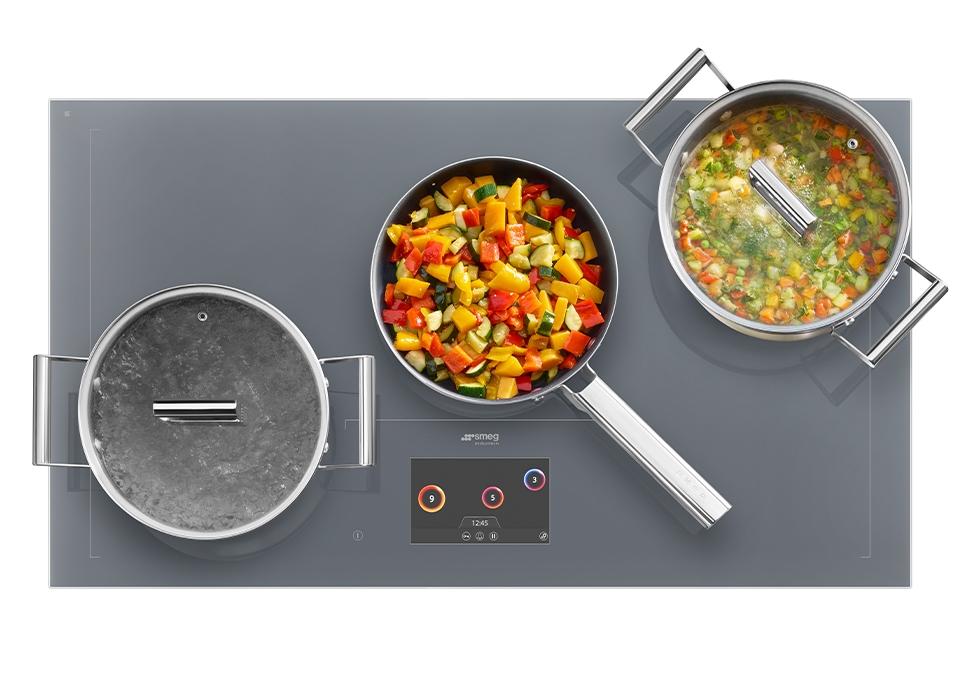 3. Une table de cuisson sur-mesure