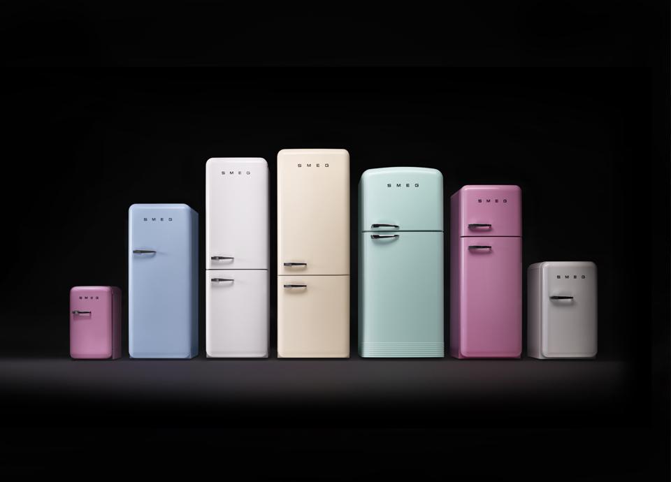 Réfrigérateurs Années 50 Smeg