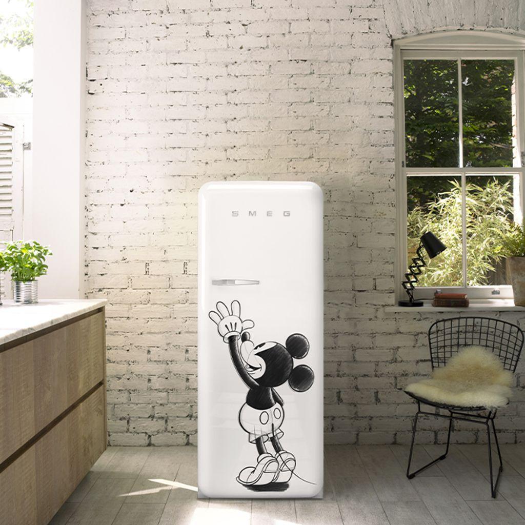Les réfrigérateurs SMEG : des collaborations et des éditions spéciales | SMEG France