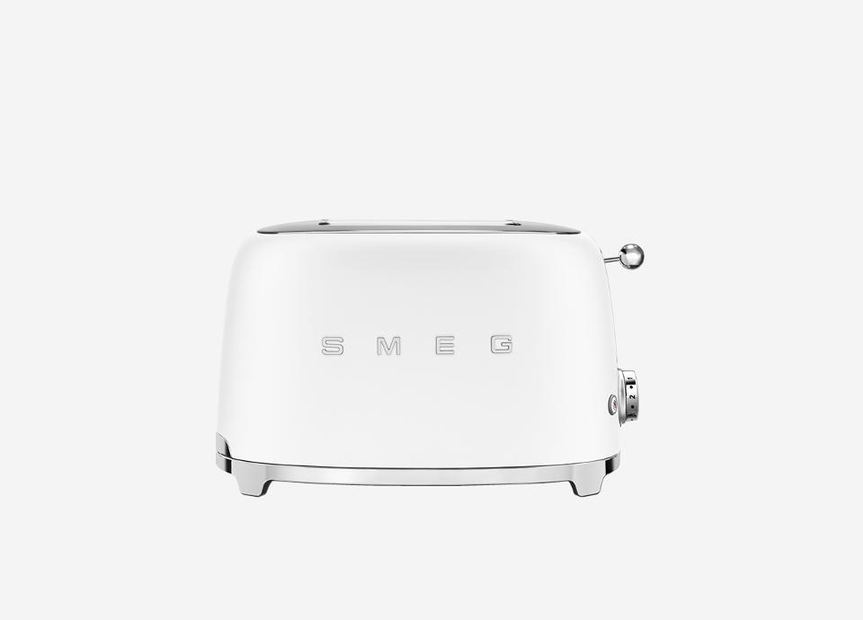 Le toaster l'ensemble blanc mat