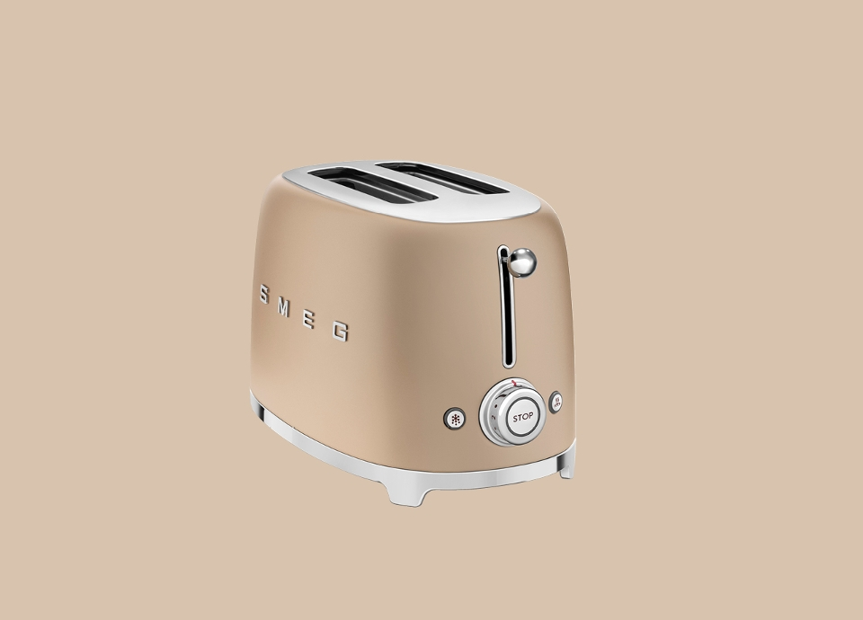 Le toaster - Or Mat