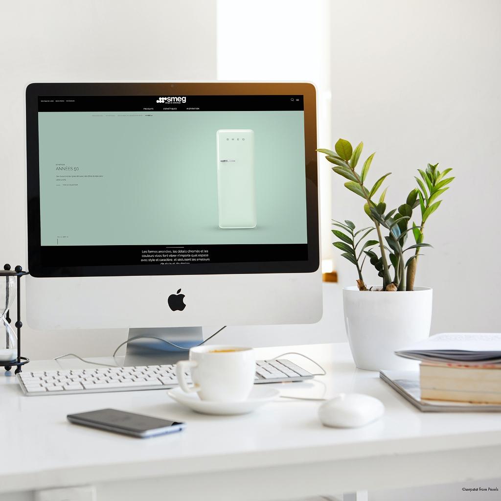Запуск нового сайта: Smeg.ru