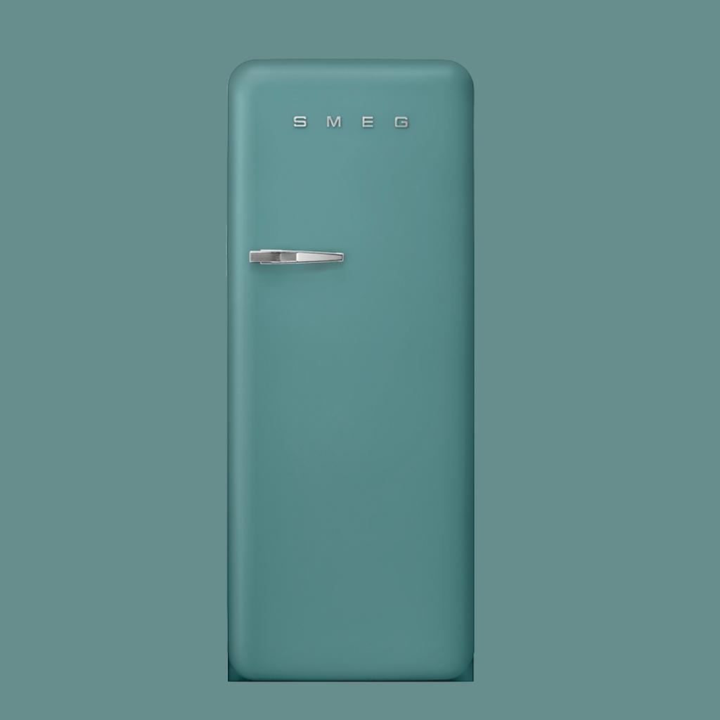 Réfrigérateur Mat - FAB28 - Vert Émeraude