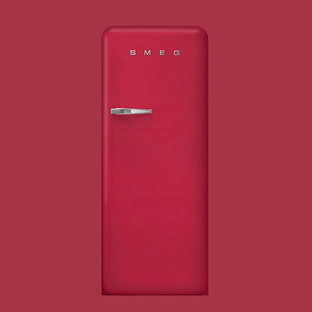 Réfrigérateur Mat - FAB28 - Rouge Rubis