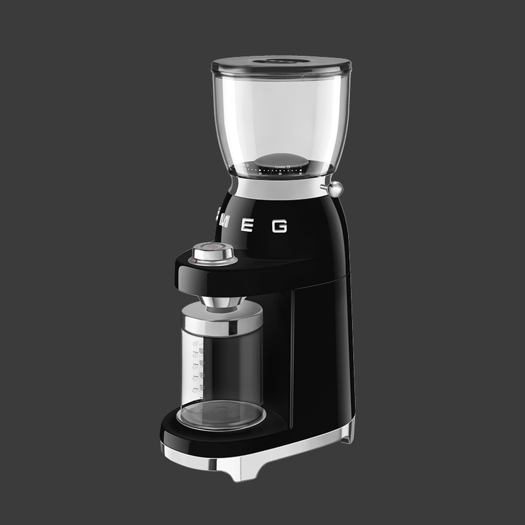 Molinillo de café - Negro