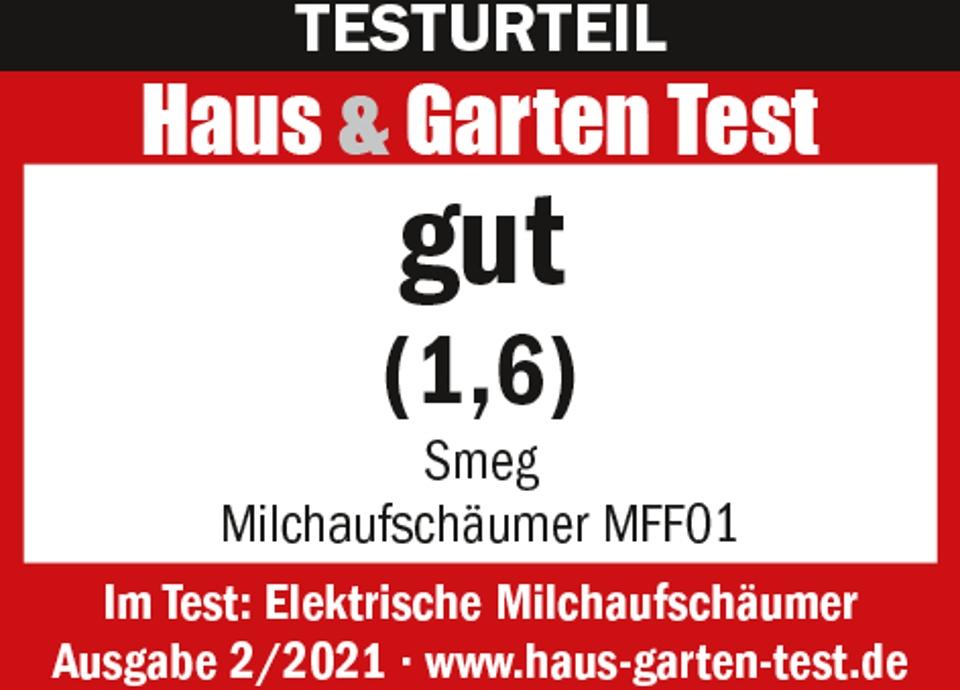 """Testurteil """"GUT"""" im Haus & Garten-Test 2/2021"""
