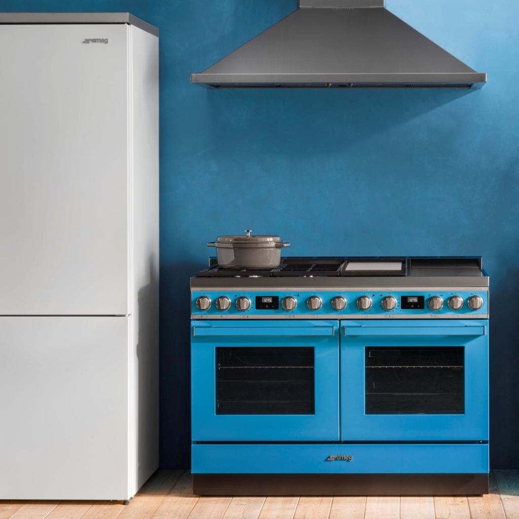 Smeg stellt Kühlschränke im Portofino Design vor