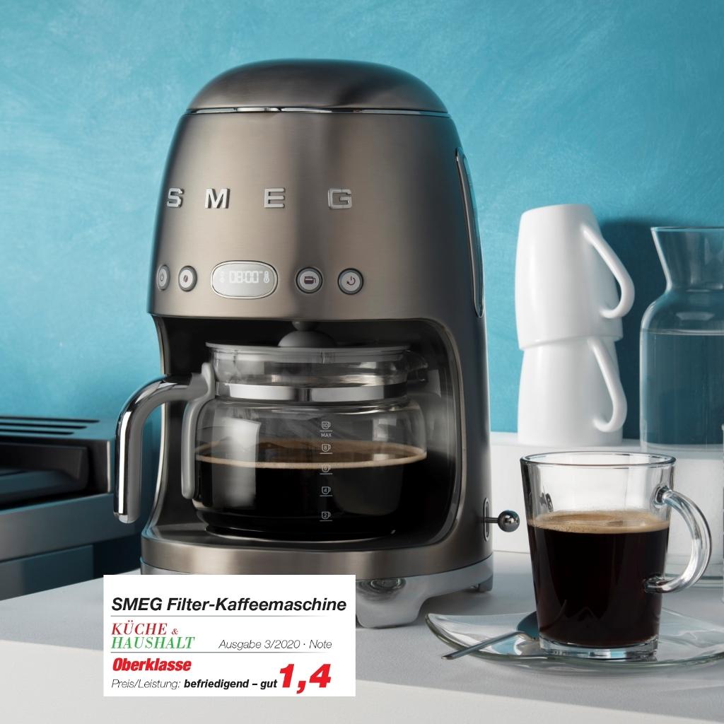 Bestnoten für Smeg Filter-Kaffeemaschine