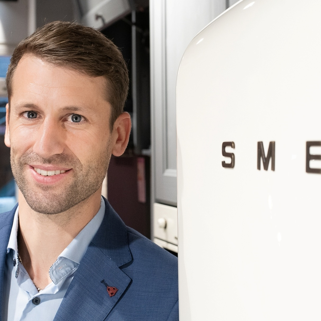 Smeg Leiter After Sales Service Dominic Rekofsky