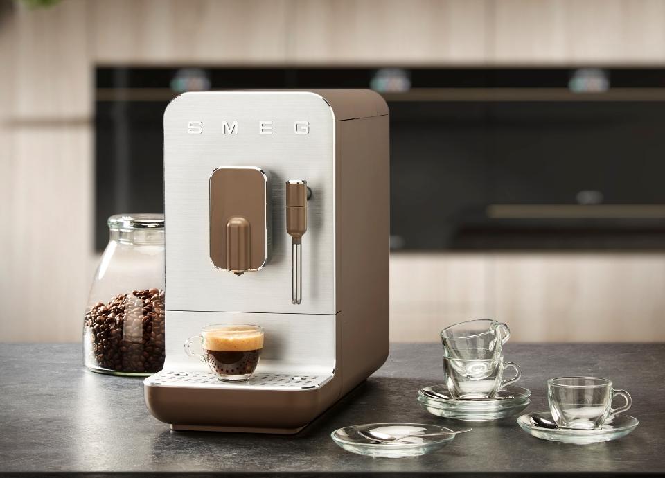 Kaffeevollautomaten von Smeg