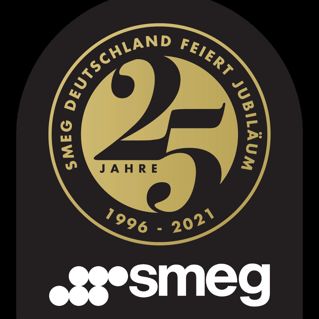 Smeg Deutschland feiert mit seinen Fachhändlern und Endkunden sein 25-jähriges Jubiläum