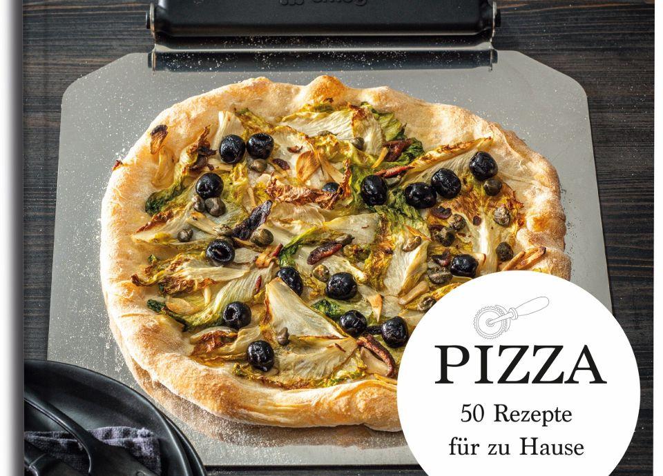 Smeg Pizza Backbuch