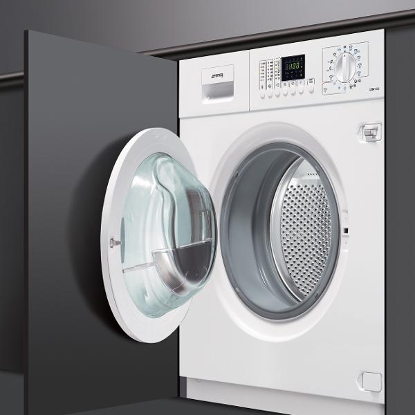 Waschmaschinen und Waschtrockner von Smeg