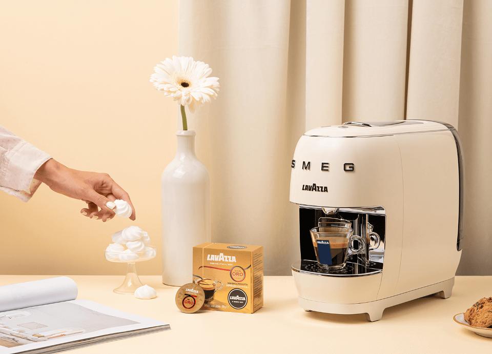 Lavazza pod coffee machines