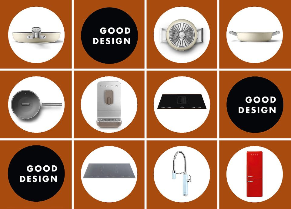 SMEG CONQUISTA I GOOD DESIGN AWARD 2020