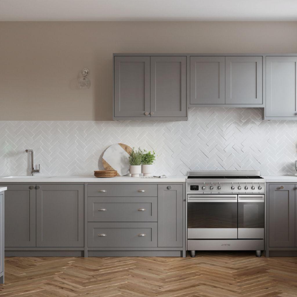 Skap drømmekjøkkenet med komfyr og kjøkkenutstyr fra Smeg