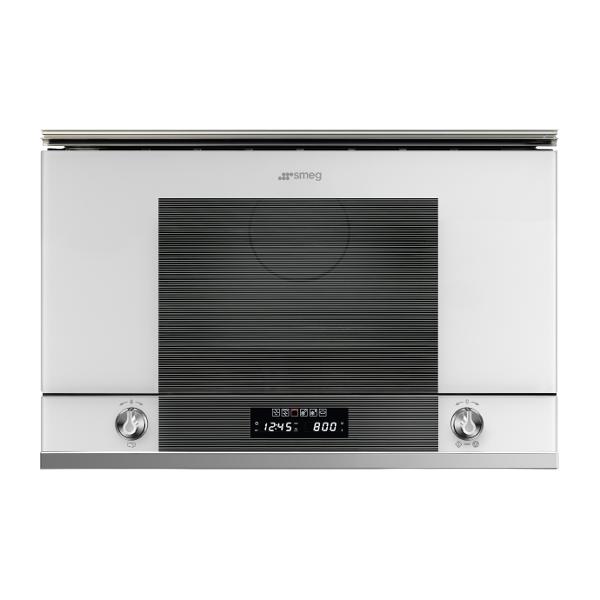 Smeg built-in microwave ovens