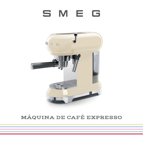 Livro receitas Máquina cafe Expresso