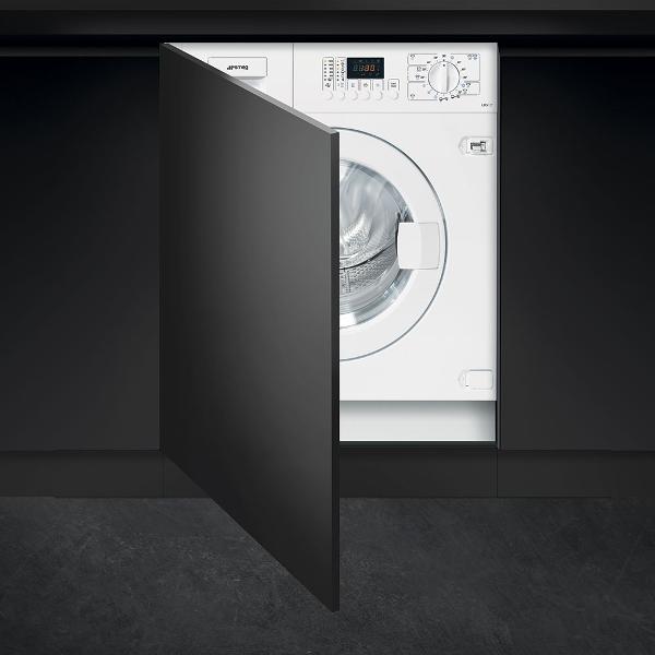 Máquinas de lavar e secar roupa Smeg