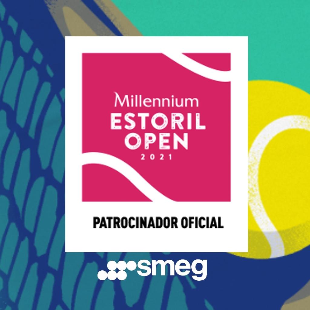 Smeg patrocina o Estoril Open 2021