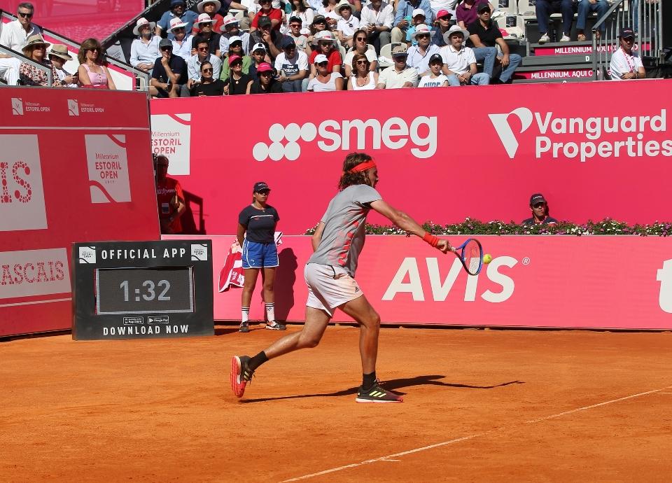 A Smeg volta a ser patrocinador oficial do Estoril Open