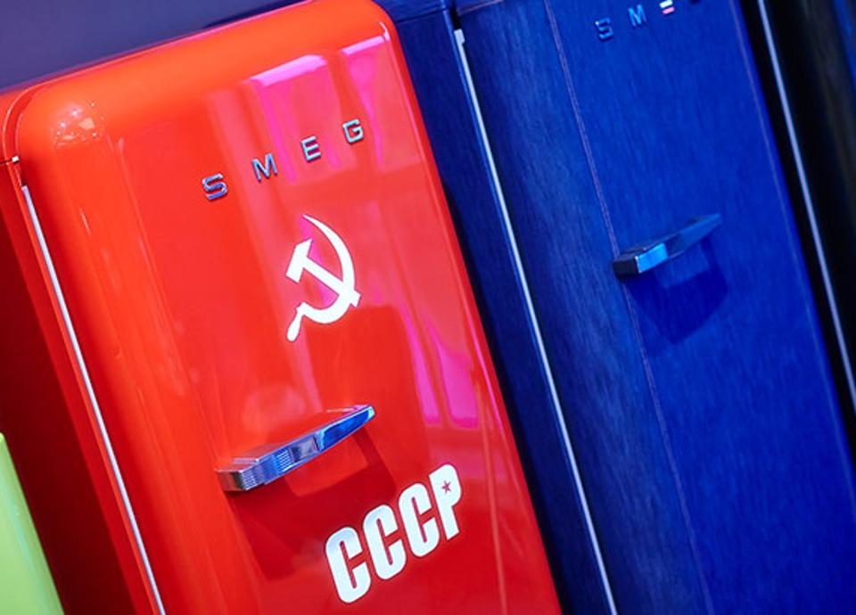 ОТКРЫТИЕ ПЕРВОГО ШОУ-РУМА SMEG В РОССИИ