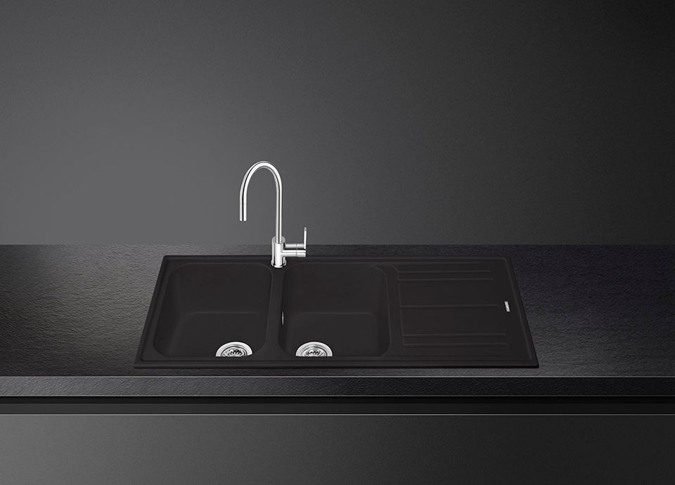 Granite  - Sink material