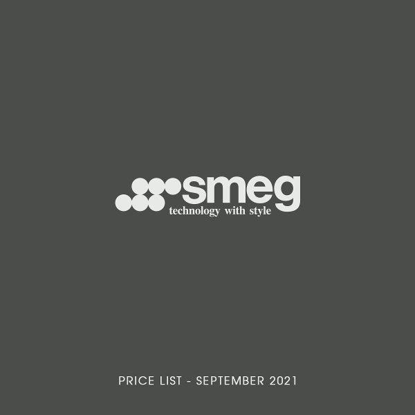 Smeg Pricelist September