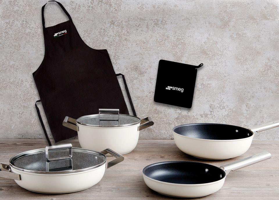 Promoción Smeg Cookware