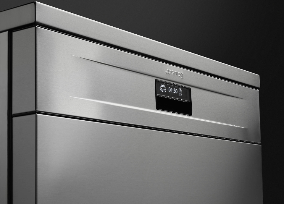Lavavajillas Smeg, calidad y diseño