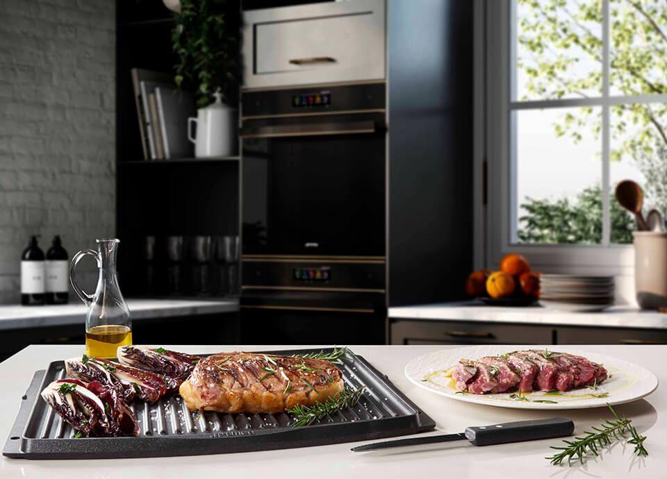 BBQ oven accessory