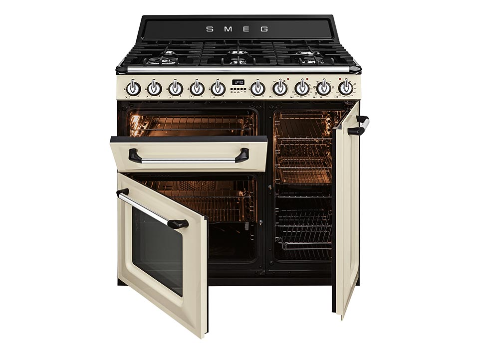 Auxiliary oven