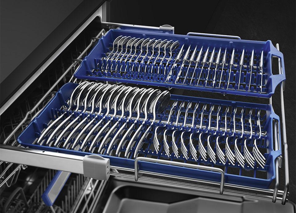 FLEXIDUO cutlery basket