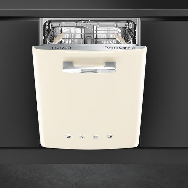 Retro-style dishwashers
