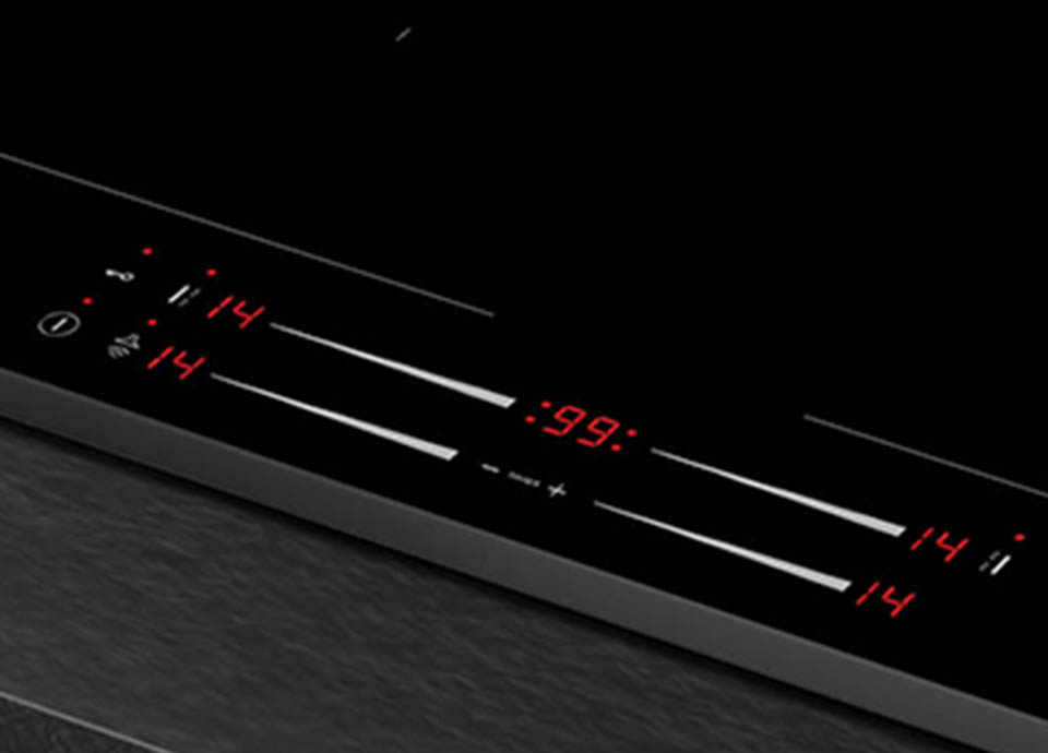Intuitive slider controls