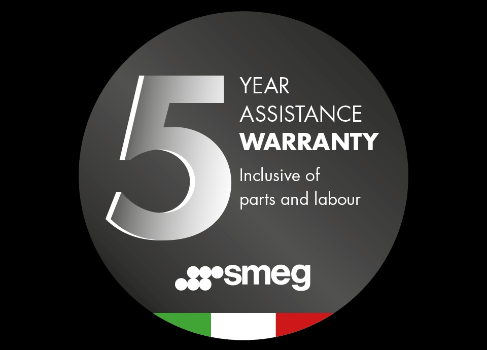 5 YEAR WARRANTY PROMOTION
