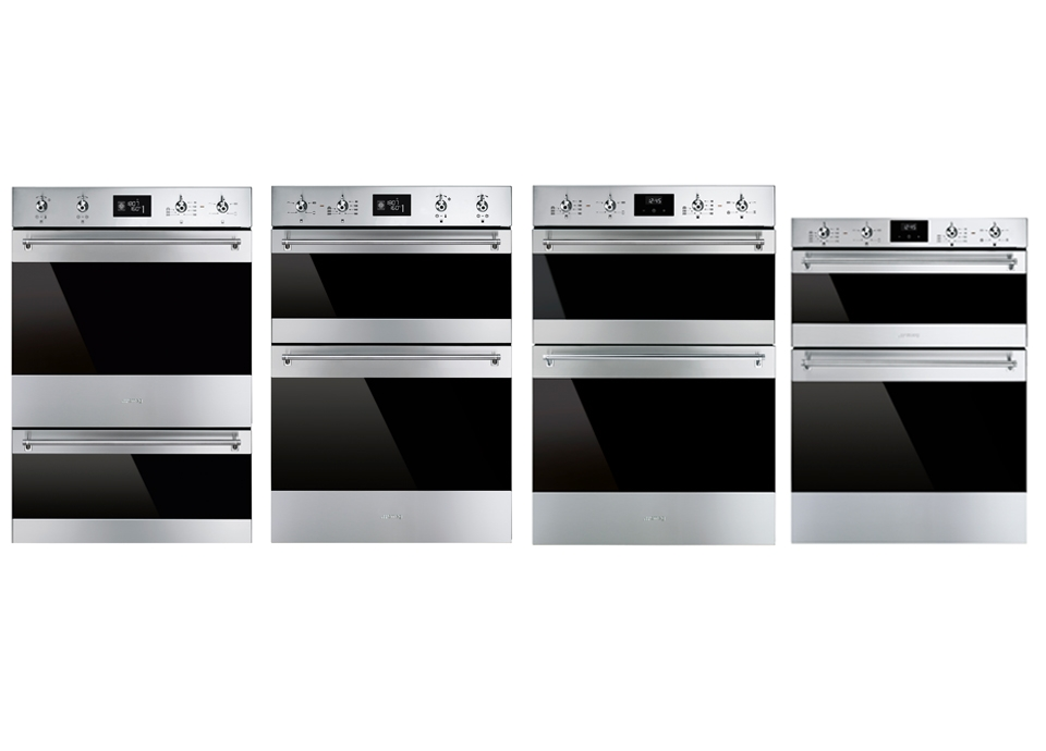 CLASSIC DOUBLE OVENS