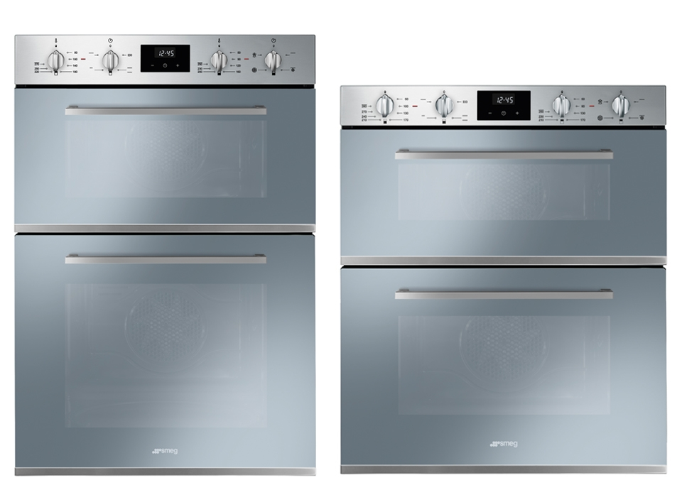 CUCINA DOUBLE OVENS