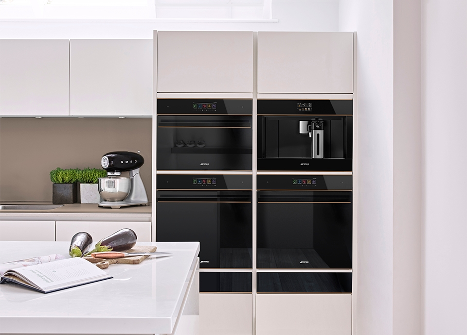ARRANGING BUILT-IN APPLIANCES