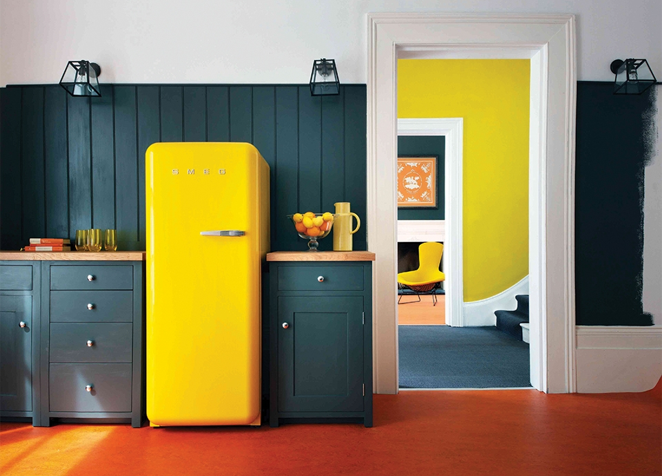 Finding the perfect fridge freezer