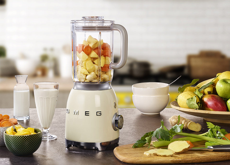 Cooking with Smeg; recipes