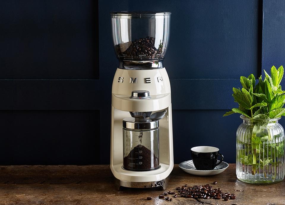 EXTENDING THE COFFEE RANGE